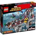 Zestawy LEGO® SUPER HEROES™ Super Heroes Spiderman 76057 Spiderman: Pajęczy wojownik