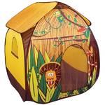 Namiot dla dzieci Ludi Maxi Savana Brązowy