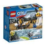 Zestawy LEGO® CITY® CITY COAST GUARD 60163 Straż przybrzeżna — zestaw startowy