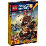 Zestawy LEGO® Nexo Knights 70321 Machina oblężnicza generała Magmara
