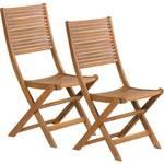 Krzesło składane Fieldmann FDZN 4012, 2 szt.