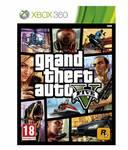 Hra RockStar Xbox 360 Grand Theft Auto V (427544)