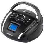 Radio Hyundai TR 1088 SU3BS Czarny/Srebrny