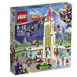 Zestawy LEGO® DC SUPER HERO 41232 Girls Střední škola pro super hrdiny
