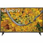 Telewizor LG 55UP7500 UHD 4K 2021 AI TV Czarna