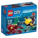 Lego® City Deep Sea Explorers 60090 Potápěčský hlubinný skútr