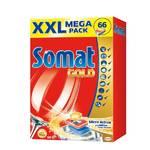Tabletki do zmywarki Somat Mega Gold 66 ks