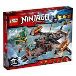 Zestawy Lego® Ninjago 70605 Twierdza Nieszczęścia