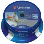 Dysk Verbatim BD-R SL 25GB, 6x, 25-cake (43811)
