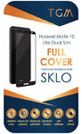 Szkło ochronne TGM Full Cover pro Huawei Mate 10 Lite DS (TGMHUAM10LBK) Czarne