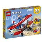 Zestawy LEGO® CREATOR® 31076 Odvážné kaskadérské letadlo