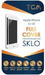 Szkło ochronne TGM Full Cover pro Apple iPhone 6/ 6S (TGMAPIP6WH) białe