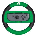 Kierownica HORI Joy-Con Wheel Deluxe (Luigi) pro Nintendo Switch (NSP1162) Zielona