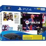 Konsola do gier Sony PlayStation 4 500 GB + FIFA 21 + 2x ovladač (PS719831129)