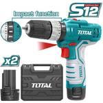 Wiertarko-wkrętarka Total tools TIDLI1232