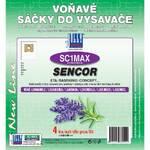 Worki do odkurzaczy Jolly MAX SC 1 lavender perfume