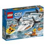 Zestawy LEGO® CITY® CITY COAST GUARD 60164 Hydroplan ratowniczy