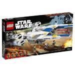 Zestawy LEGO® Star Wars TM Confidential 75155 Myśliwiec U-wing Rebeliantów