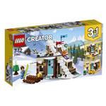Zestawy LEGO® CREATOR® 31080 Zimní prázdniny