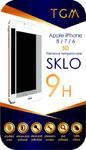 Szkło ochronne TGM 3D pro Apple iPhone 6/7/8 (TGM3DAPIP7/8WH) białe