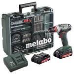 Wiertarko-wkrętarka Metabo BS18Quick MD 602217880 Zielona
