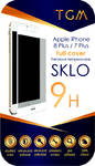 Szkło ochronne TGM Full Cover pro Apple iPhone 7+/8+ (TGMAPIP7P8PWH) białe