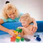Składane kubeczki do kąpieli Mattel 8 szt.