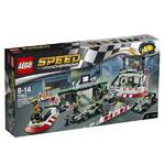 Zestawy LEGO® SPEED CHAMPIONS 75883 Zespół Formuły 1 MERCEDES AMG PETRONAS