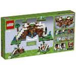 Zestawy LEGO® MINECRAFT 21134  Baza pod wodospadem
