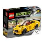 Stavebnica Lego® Speed Champions 75870 Chevrolet Corvette Z06