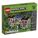 Zestawy LEGO® MINECRAFT 21127 Forteca