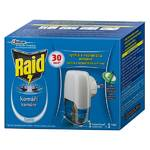 Odpuzovač hmyzu Raid odpařovač s tekutou náplní 30 nocí