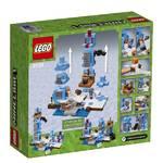 Zestawy LEGO® MINECRAFT 21131  Lodowe kolce