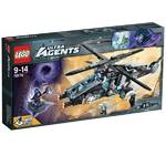 Stavebnica Lego® Ultra Agents 70170 UltraCopter vs. AntiMatter