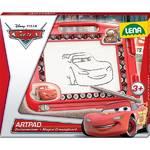 Magnetická tabuľa Lena Cars červená