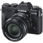 Aparat cyfrowy Fujifilm X-T30 + XF18-55 mm Czarny