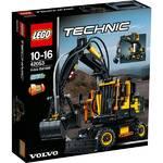 Zestawy LEGO® Technic 42053 Volvo EW 160E