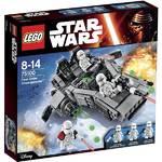 Zestawy LEGO® STAR WARS™ 75100 First Order Snowspeeder