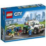 Lego® City Great Vehicles 60081 Odtahový pick-up