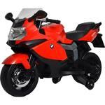 Motocykl elektryczny Buddy Toys BEC 6011 BMW K1300 Czarna/Czerwona