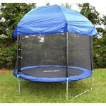 Namiot ochronny do trampoliny Sulov 244cm - niebieska