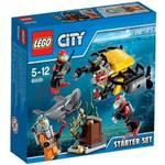Lego® City Deep Sea Explorers 60091 Hlubinný mořský výzkum: startovací sada