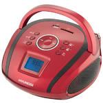 Radio Hyundai TR 1088 SU3RB Czarny/Czerwony