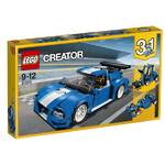 Zestawy LEGO® CREATOR® CREATOR 31070 Track Racer Turbo