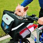 Torba transportowa na rower Trixie Front - Box na řídítka 38 x 25 x 25 cm