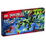Zestawy LEGO® Ninjago 70736 Atak smoka Moro