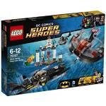 Stavebnica Lego® Super Heroes 76027 Hlubinný útok černé manty