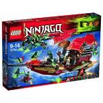 Zestawy LEGO® Ninjago 70738 Ostatni lot Perły Przeznaczenia