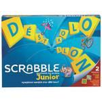 Hra Mattel Scrabble Junior CZ