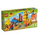 Zestawy LEGO® DUPLO® DUPLO 10813 Wielka budowa